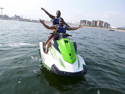 2018-08-16 Coney Island Ocean Tour