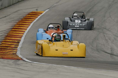 No-0709 Race Group F - Dairyland 100 Enduro for Sports Racers and Formula Cars