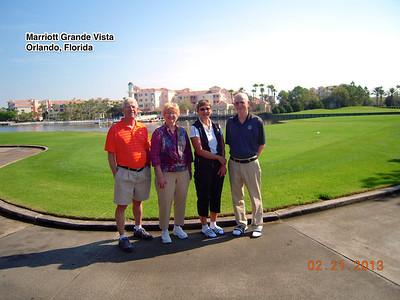 Golf Orlando Feb 2013