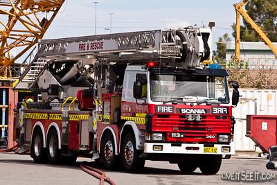 CLP1 - Scania | Bronto | Combination Ladder Platform