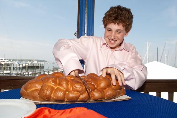 Bradley Reiner's Bar Mitzvah Dinner