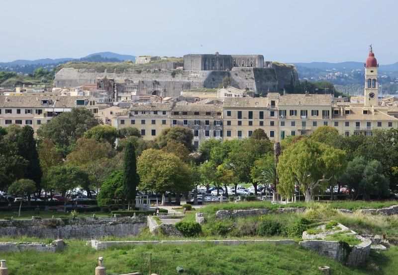 Het nieuwe venetiaanse fort
