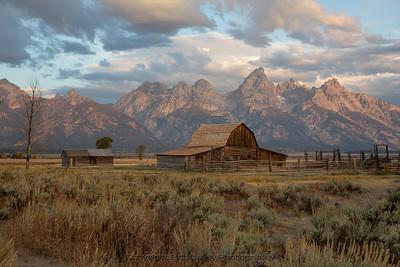 Yellowstone - Grand Teton National Parks - Sep 2016