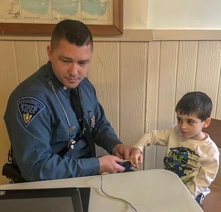 Here We Grow Preschool - AMBER Alert Child ID Kits - 04.10.2019
