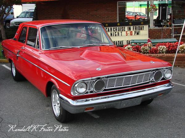 Troutman Car Show 10-10-08
