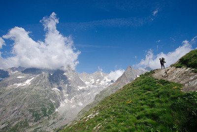 TMB Stage 6 - Rifugio Bonatti to Alpage de la Peule