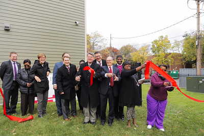 Sojourner Place at Argyle Ribbon Cutting 11.17.17