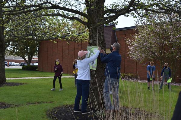 Arbor Day Celebration - Tree Tagging