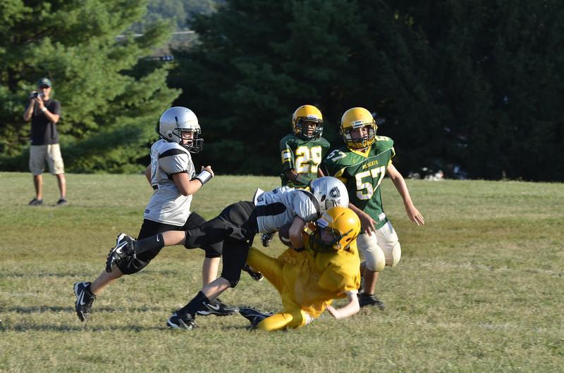 Wildcats vs Raiders Scrimmage 053.JPG