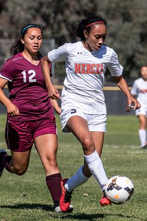 MHS Soccer Girls vs GV Apr 2016