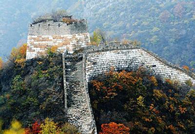 jian kou  great wall【fall】