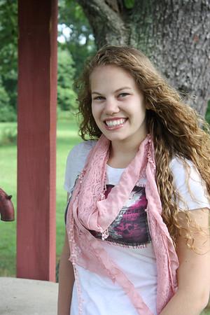 Danielle - Senior Pics