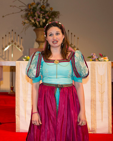 Mother's Day Musicale: Princess Ida Preview / May 12, 2013