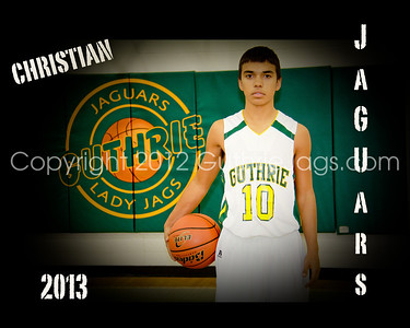 2013 GHS Basektball