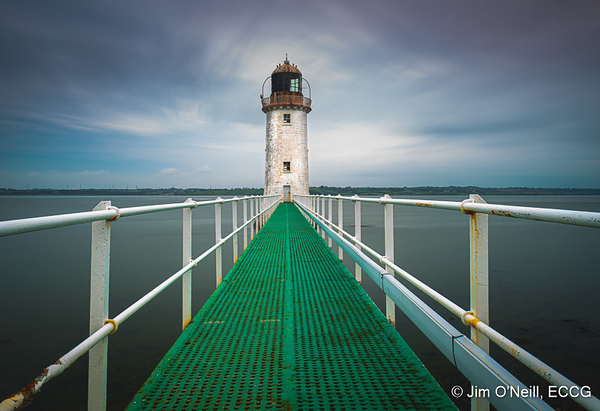 Tarbert Lighthouse - Co. Kerry