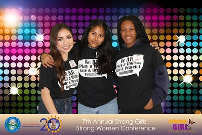 7th Annual Strong Girls, Strong Women Conference | Office of Women's Policy