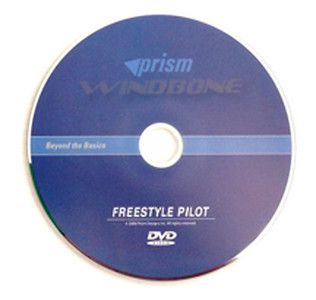 Prism Hypnotist High Performance 2 Line Delta Stunt Kite