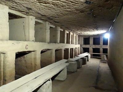 Catacombs of Kom El Shoqafa, Alexandria
