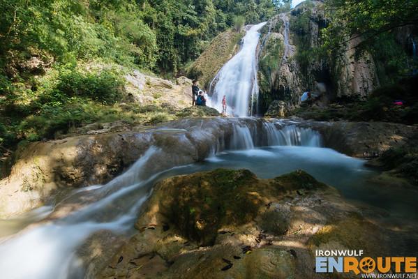 Tigbi Falls