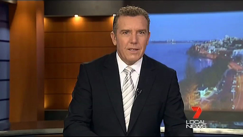 Channel 7 News Martin Day Self Defence Demo Nov 2012