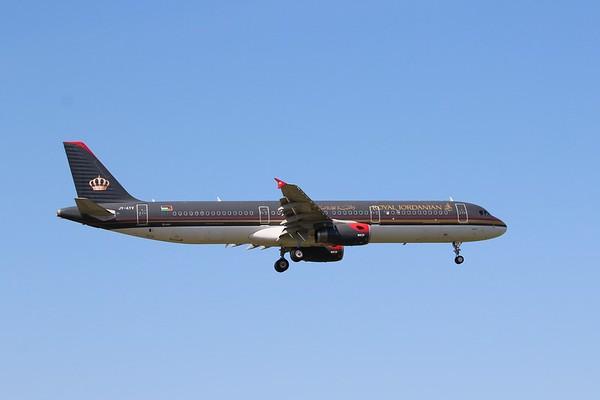 Royal Jordanian Airlines (RJ)