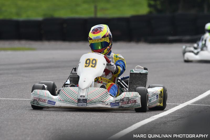 Tullyallen Karting Club - 2020 Championship - Round 2 - Cork - Alyx Coby