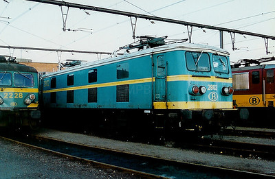 SNCB Class 28 (1st Generation)