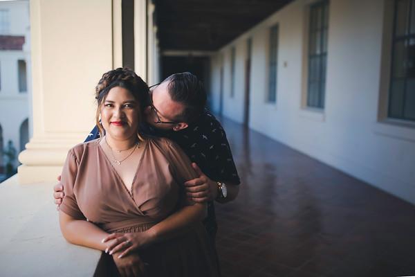 Priscilla + Anthony