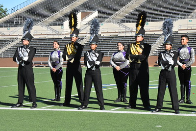 2019 Band Area UIL Competition
