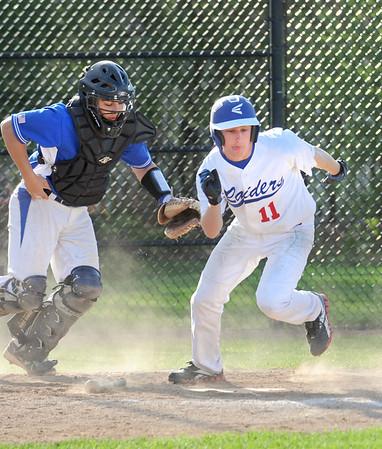 Riverside Brookfield at Glenbard South baseball