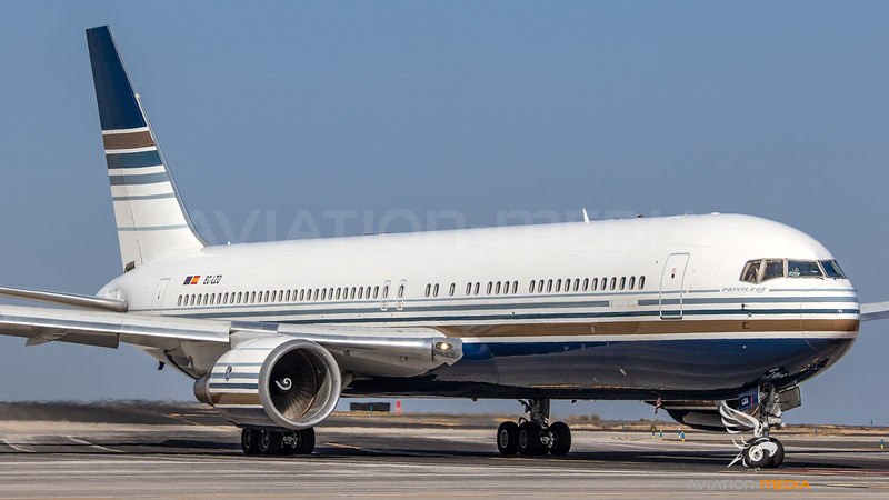 Privilege Style / Boeing B767-35D(ER) / EC-LZO