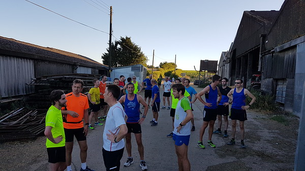 Wed Night Run - 27/06/18