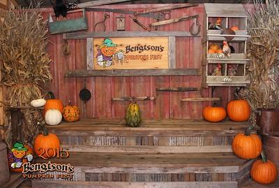 2015 Bengtson Pumpkin Farm Selfie Booth