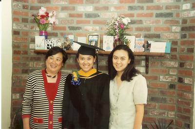 MS Graduation May 1992