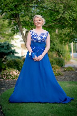 Carly Senior Prom 2017