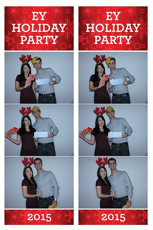EY Holiday Party - 12/18/2015