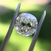 2.54ct Old Mine Cut Diamond, GIA U/V VS1 19