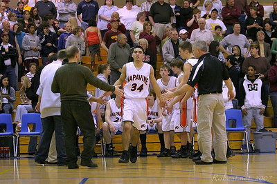 2007 District - Napavine over Southbend