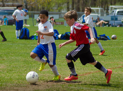 Soccer - Danbury U10 Orange