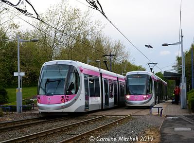 West Midlands Metro 2019