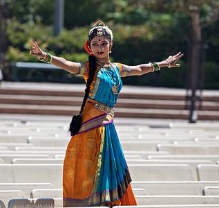 Indian Raga Video Shoot
