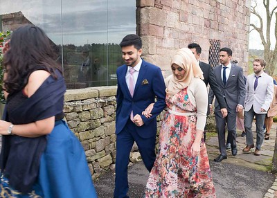 Helen & Ashfaq - The Ashes Wedding Photographer - Staffordshire Wedding Photographer - Neil Currie Photography.