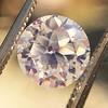 2.06ct Old European Cut Diamond, GIA M VVS2 7