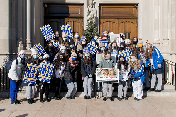 Pro-Life Mass at St. Agnes Cathedral - January 29, 2021
