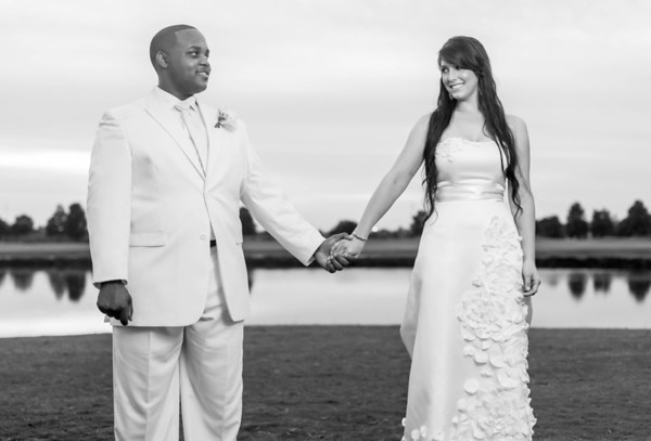 Brittany and Darius Wedding Day Photos