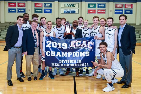 Brandeis v Rutgers-Newark - ECAC Finals 03.03.19