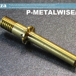 SKU: P-METALWISE/2/3A, Centre Air Tube for MetalWise Mach-Three 2nd Generation 130A Plasma Air-Cooling Mechanized Torch
