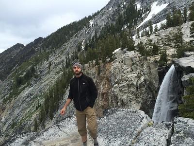 Trinity Alps CA