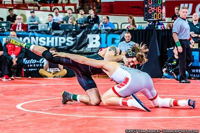 2017 B10 Championships - 3-4-17 & 3-5-17