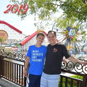 2019-05 Jack's Disneyland Trip 2019